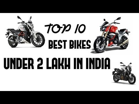 TOP 10 Best Bikes Under 2 Lakhs ₹ in India Sports / Naked /scrambler / Adventure