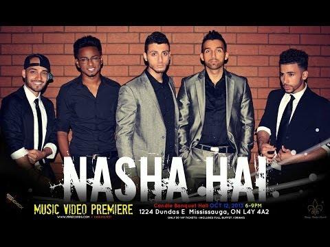 Sham Idrees & Karter Zaher - Nasha Hai ft.TruestoryASA & Karim...