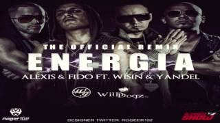 Download lagu Alexis y Fido Feat Wisin y Yandel - Energia Remix