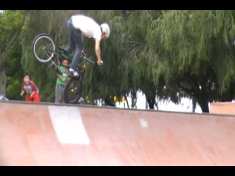 Rhys Williams bmx