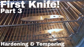 Introduction to knife making for beginners - Part 3