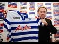 QPR unveil Harry Redknapp
