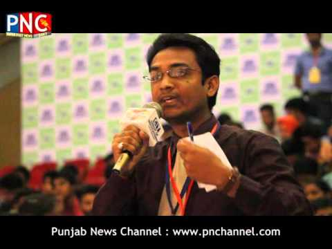 Alka Saxena | Media Conclave 2016 Part 4 | Punjab News Channel | Official Video