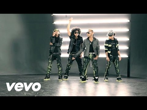 Mindless Behavior - Valentine's Girl (Behind The Scenes)