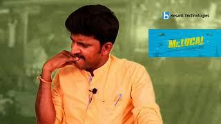 #Mrlocal MAKING OF Mr. LOCAL | Mr. Local உருவான விதம் |KODANGI