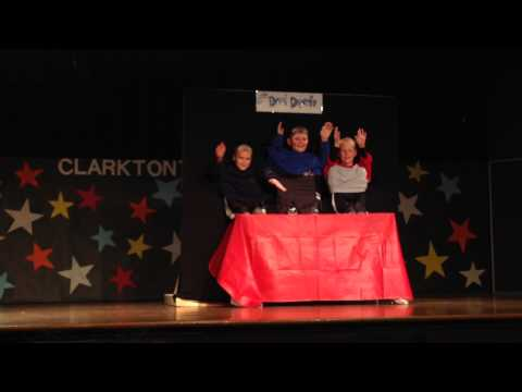 Clarkton School of Discovery Talent Show:  CSD Devil Dwarfs