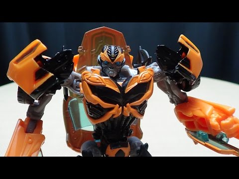 Age of Extinction Deluxe BUMBLEBEE: EmGo's Transformers Reviews N' Stuff