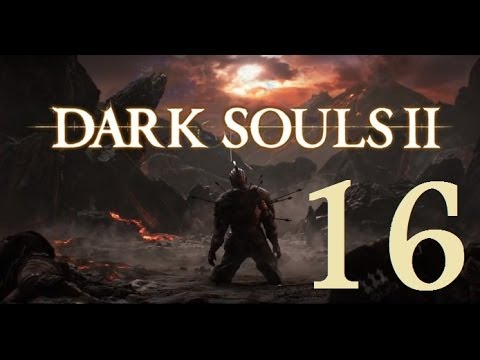 Dark Souls 2 - Gameplay Walkthrough Part 16: Harvest Valley