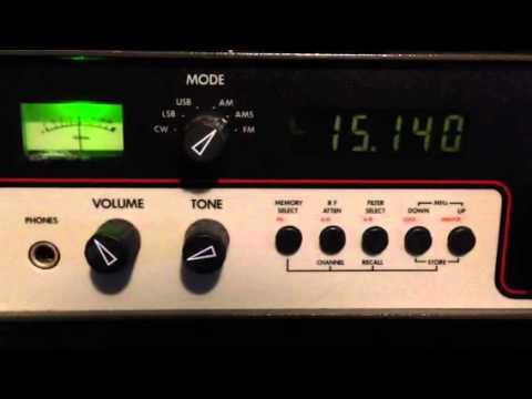15140kHz  Radio Saltanate of Oman