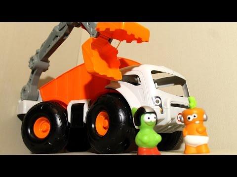 Домашний патруль - Ищем игрушки - Видео для детей