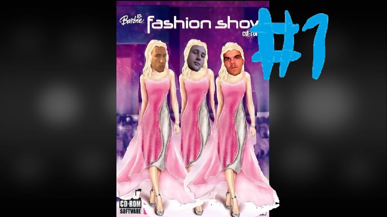 Barbies fashion show games 38