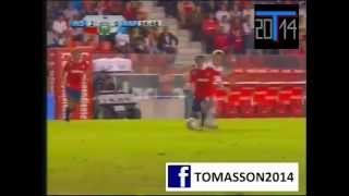 Independiente 2 vs Atletico Rafaela 0 - Clausura 2012