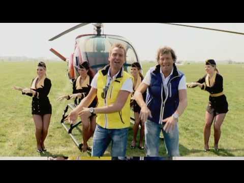 Gebroeders Ko - Helikopter (Officiële Videoclip)