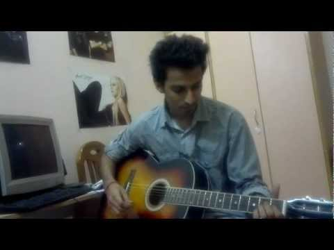 Main Kya Karoon Guitar Cover - Barfi video