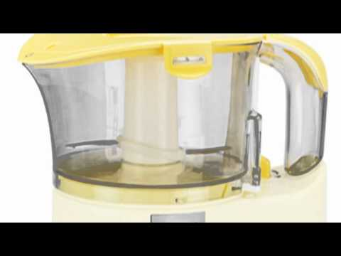 Kalorik Homemade Baby Food Maker Steamer and Food Processor on A Taste of NY
