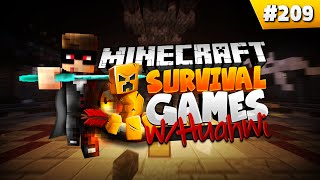 Minecraft Survival Games #209: HAPPY HALLOWEEN!