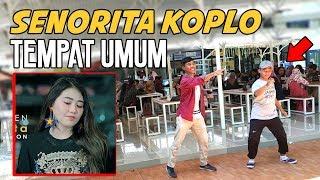 Via Vallen - Senorita Koplo Version ( Shawn Mendes feat Camila Cabello ) DANCE IN PUBLIC!!