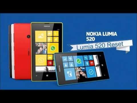 Lumia 520 | 625 | 630 Factory Reset | Hard Reset 625, 630, 720, 730, 830, 1020