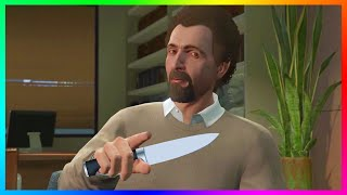 COULD DR FRIEDLANDER BE A BANK ROBBER & MURDERER? + MORE DARK/CREEPY SECRETS OF GTA 5 CELEBRITIES!