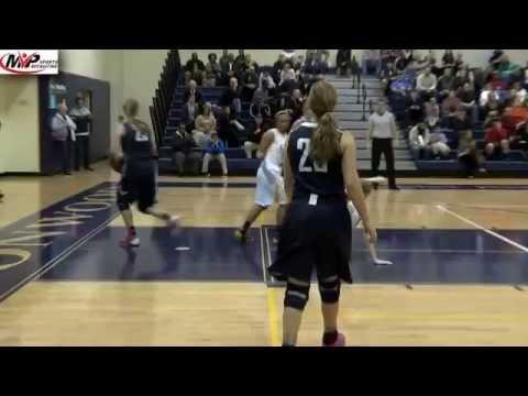 Brooke Alexander: (2015) 2014 High school Season at Prestonwood Christian Academy