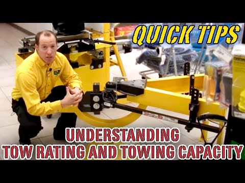 Understanding Tow Rating and Towing Capacity   Pete's RV Buyer Tips