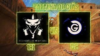 [Standoff 2] GC vs 1Ri - CW+Discord - Batalha de Clan