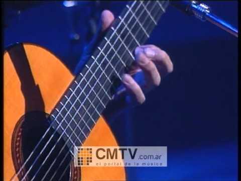 CMTV - Luis Salinas - Zamba en Mi (CM Vivo 2002)