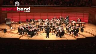 Black Dyke Band plays Home Of Legends - Brass-Gala 2016 (1)