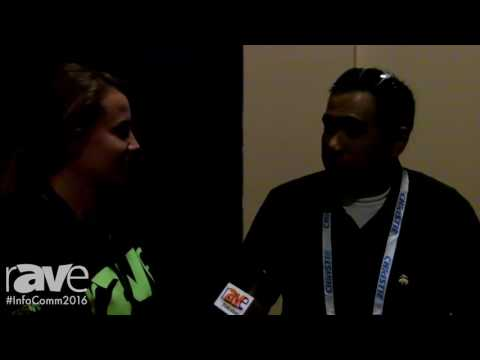 InfoComm 2016: Katherine Boliek Asks Jeff Guintivano About Upcoming Conference