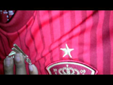 Adidas Spain 2014 jersey