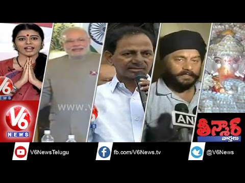 Modi dressing styles - Medak byelections - Engineering colleges...