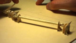 Manila Folder 777 - Wing Update - Flap Drive System