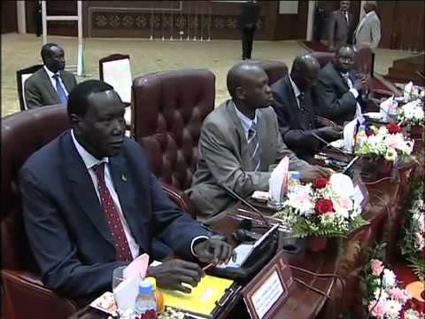 Salva Kiir Mayardit First visit to Sudan