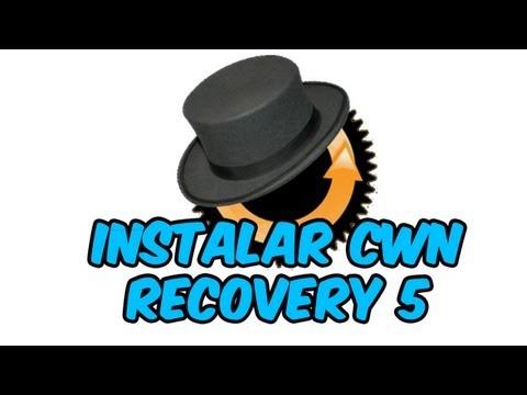 Instalar ClockWorkMod Recovery 5.0.2.6 en el Galaxy Ace