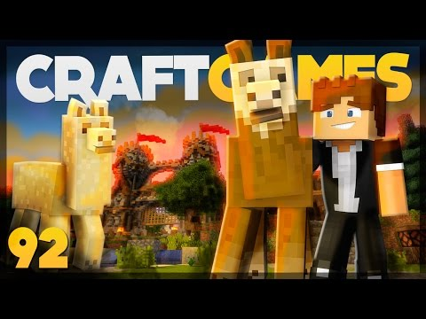 LHAMAS!!! - Craft Games 92