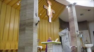 Download FCRM161025 PA PB RD S MESSA 25 Ott 2016 Vi 3aP COMUNIONE–Celebra Padre Antonio Mariggiò Parroco CRIS 3Gp Mp4