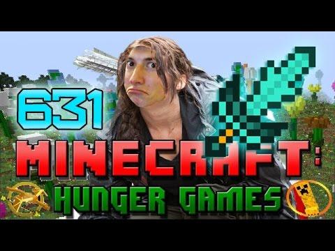 Minecraft: Hunger Games w/Bajan Canadian! Game 631 - LAST SECOND DIAMOND SWORD!