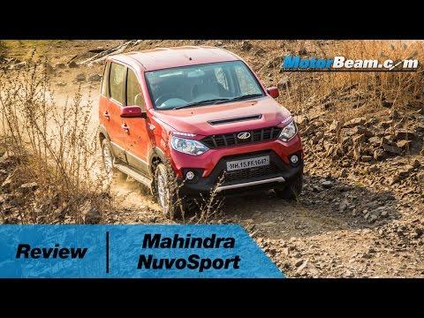 Mahindra NuvoSport Review   MotorBeam