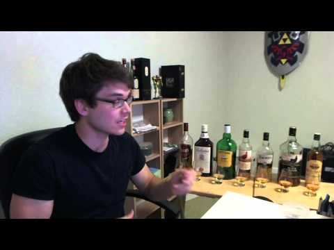 Whisky Video 51: Cheap Blended Scotch Comparison