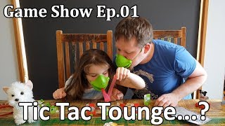 Game Show Episode 01: Tic Tac Tounge funny game from kmart