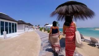 Dubai Vlog #1: The Island Beach Club, Dubai UAE April 2016