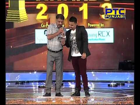 PTC PUNJABI MUSIC AWARDS 2013 WINNER (SOUND RECORDING)