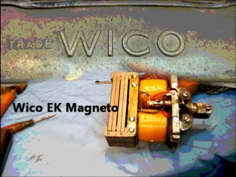 Wico series a magneto howard gem