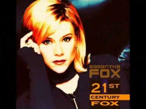 Samantha Fox - Just A Dream