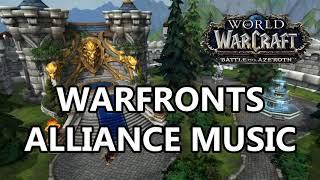 Warfronts Arathi Alliance Music - Battle for Azeroth Music