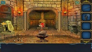Escape Game Underground Fortress walkthrough FEG.