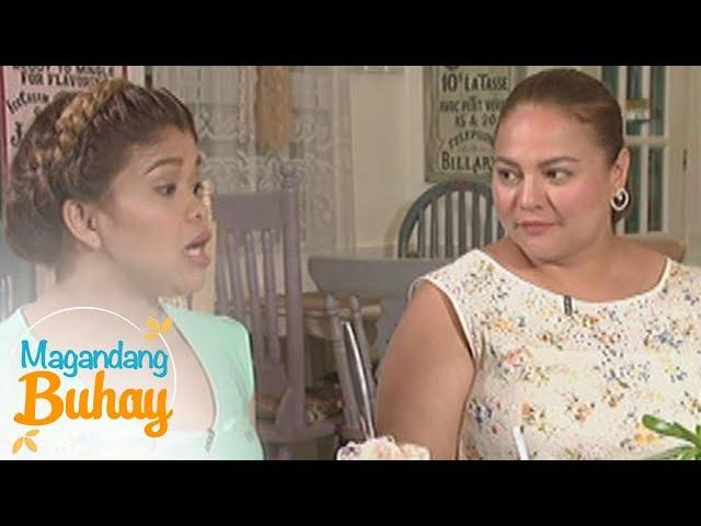 """Magandang Buhay: Melai calls Karla """"Alindog ng Tacloban"""""""