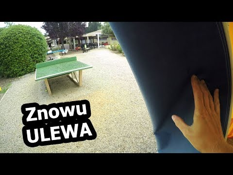 (Re-Upload) Ulewa Na Polu - Camping La Cite (Vlog #157)
