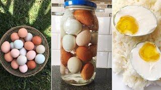 HOW TO: Salted Chicken Eggs | វិធីធ្វើពងមាន់ប្រៃ