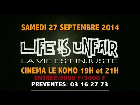 LIFE IS UNFAIR: La vie est injuste - Bande Annonce (Trailer)